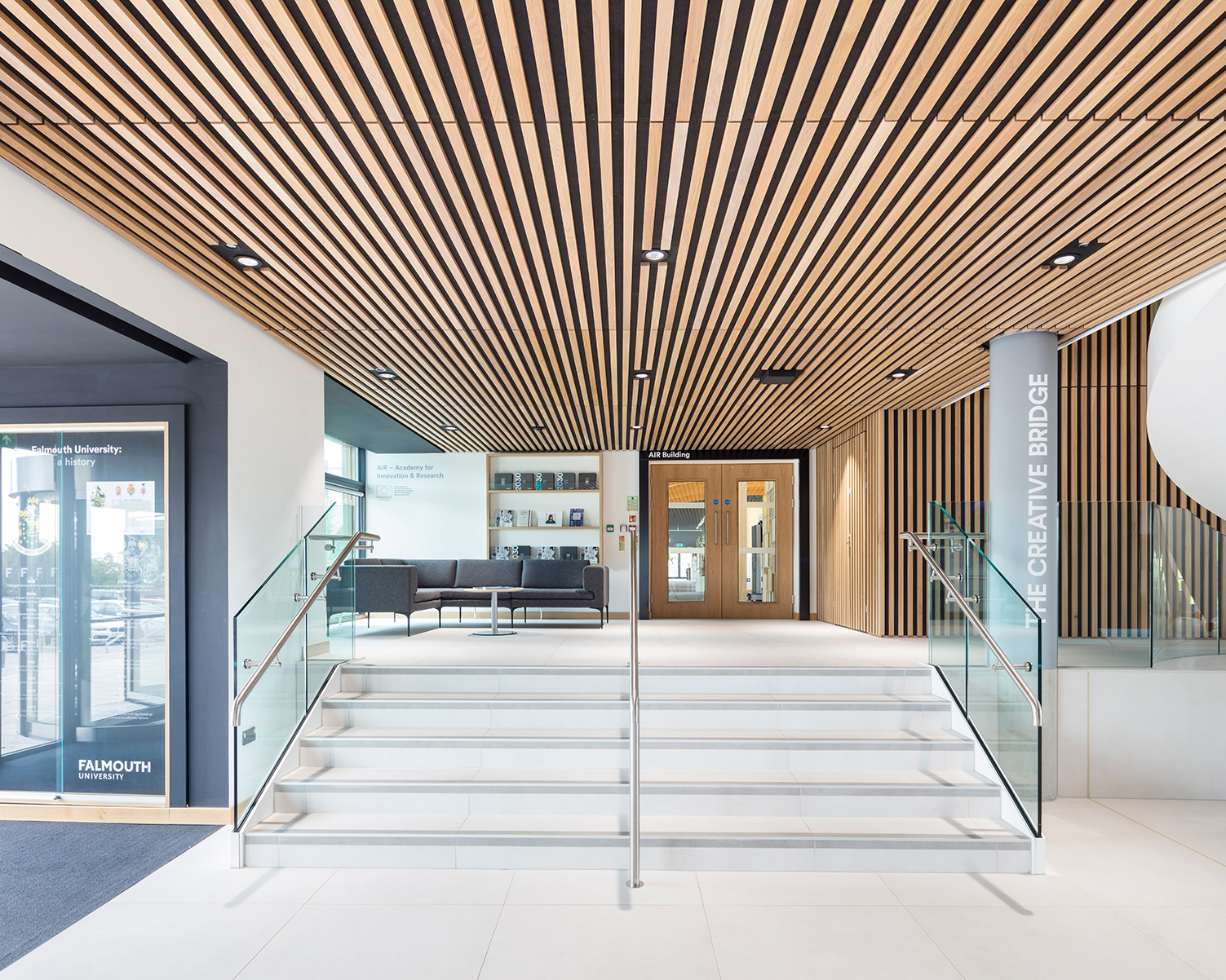 Slatted Timber Ceilings Slatted Timber Walls